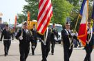 Veterans Homecoming Parade In Pigeon Forge