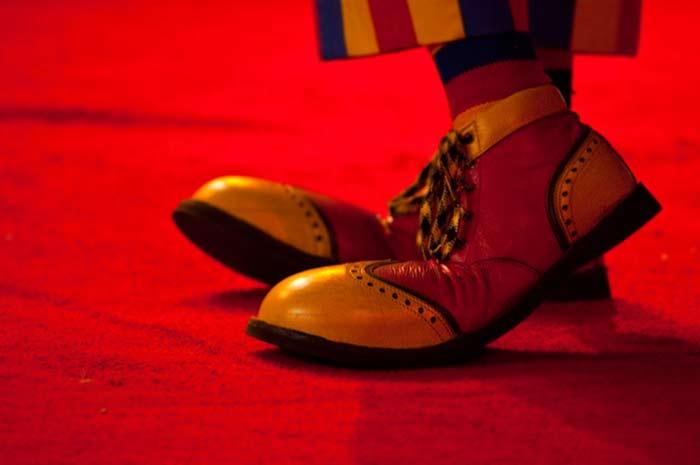 Blindshot Barnaby's Circus Gatlinburg