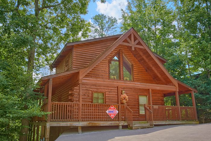 Brookstone Village Cabin