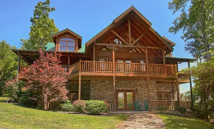 Group Cabin Close To Pigeon Forge Baseball Fields
