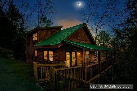Gatlinburg cabin rental called Southern Charm.