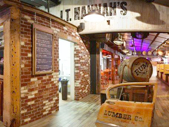 JT Hannah's in Pigeon Forge, TN