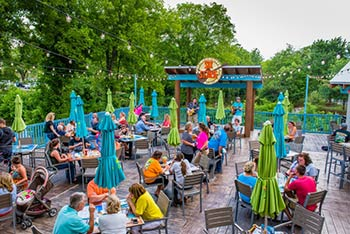 Margarittaville Pigeon Forge Patio