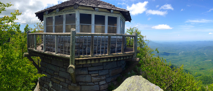 Mt Cammerer Fire Tower