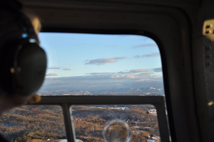 Pigeon Forge Helicopter Rides