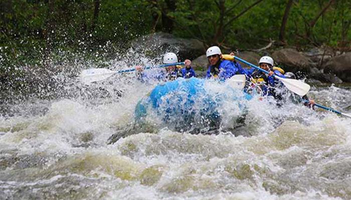 Wildwater Rafting Smoky Mountains