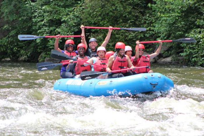 Smoky Mountain Outdoors Whitewater Rafting Company