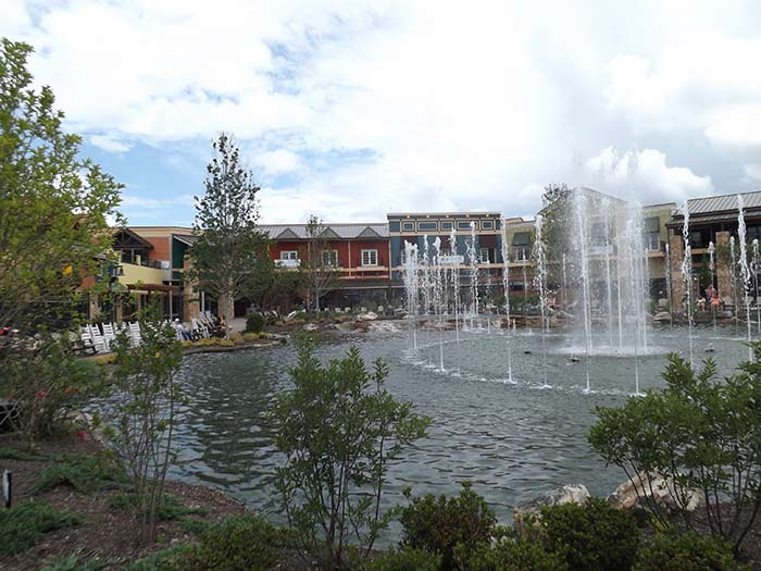 Smoky Mountain Shopping Center