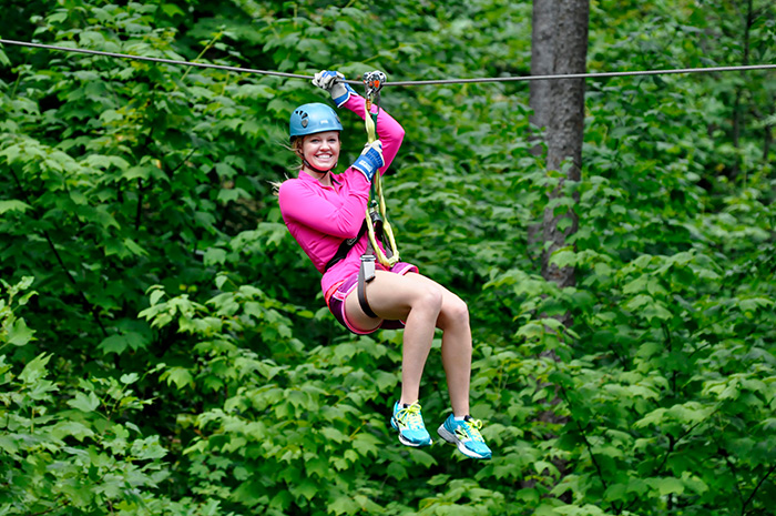 Enjoy adventure at Smoky Mountain Ziplines