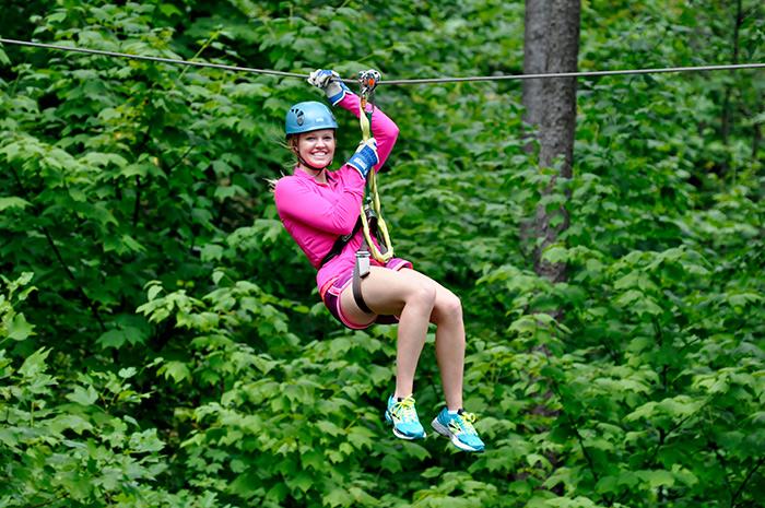 Enjoy adventure at Smoky Mountain Ziplines