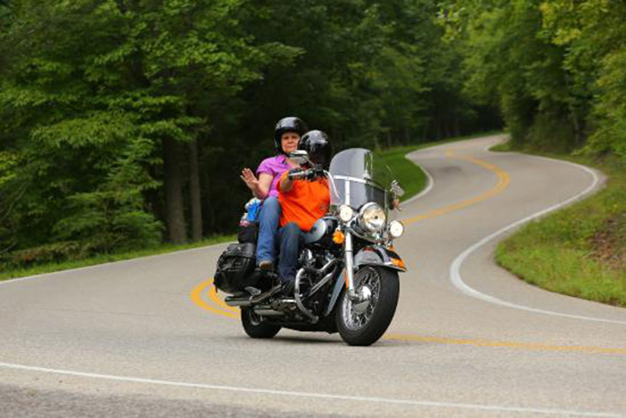 One of the Most Exciting Smoky Mountain Motorcycle Rides
