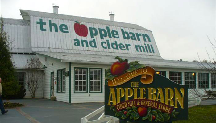 The Apple Barn in Pigeon Forge, TN