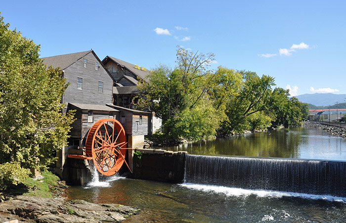 Old Mill Restaurant Pigeon Forge