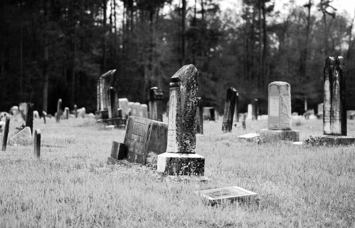Ghostly Activity in Gatlinburg's Cemetery