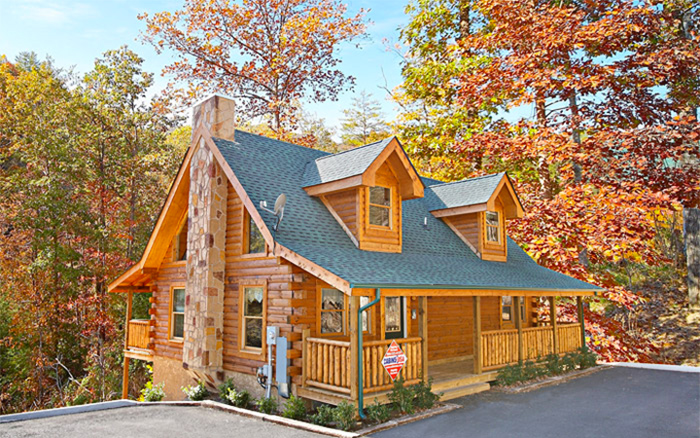 Bear Play Cabin in Pigeon Forge