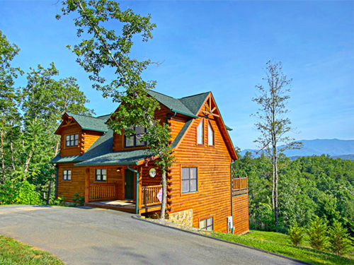 Cabins Rentals Near Dollywood