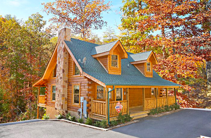 cabins near the island in pigeon forge cabins usa