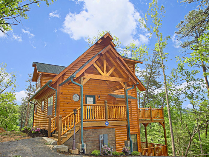 Log Cabin Rentals in Pigeon Forge, TN