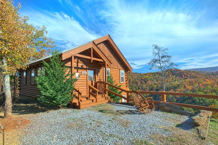 Wears Valley Cabin Near Pigeon Forge