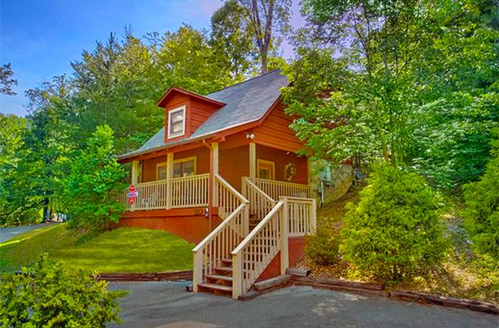 Vacation Cabin in Pigeon Forge