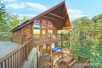 Large Group Cabin Pigeon Forge