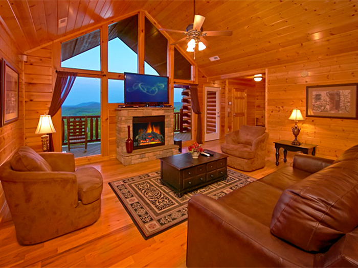 Group Cabin in Pigeon Forge