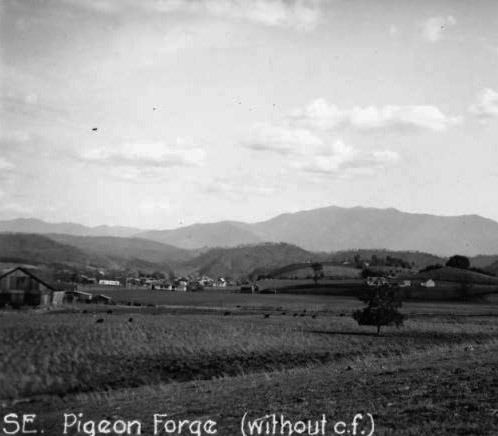 Pigeon Forge in 1936