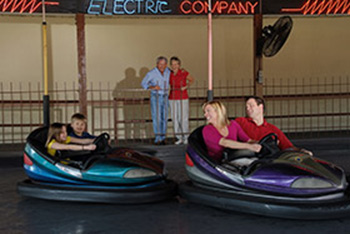 High Speed Attractions in Pigeon Forge, TN for Kids