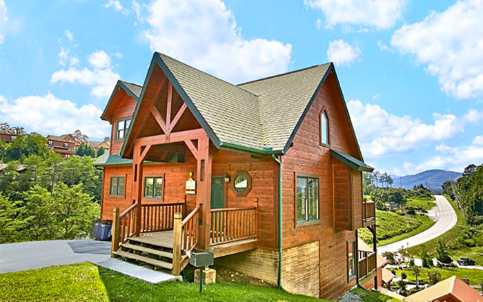 Pigeon Forge Cabin R & R