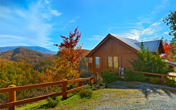 Cabin In Wears Valley