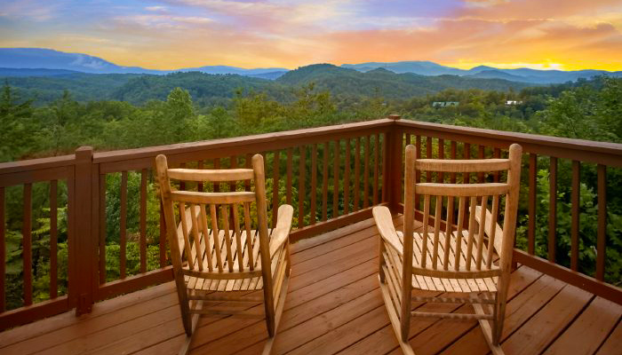 Pigeon Forge Cabins For Thanksgiving