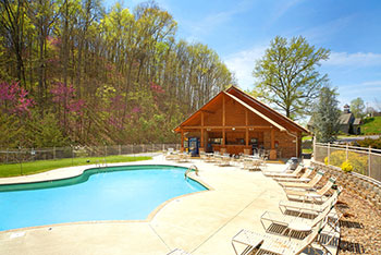 Pigeon Forge Resort Cabins with Pools
