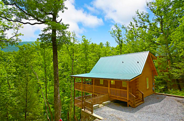 Find The Most Secluded Log Cabins In Pigeon Forge Tn