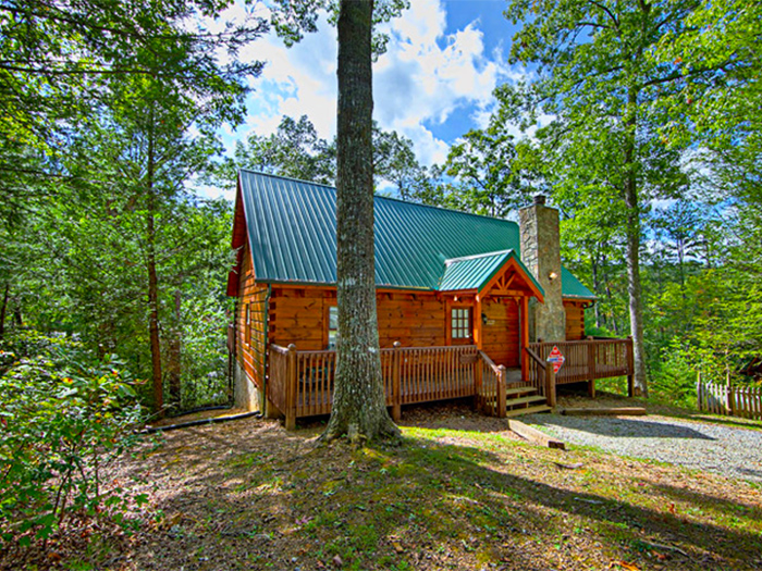 Best Places To Find Sevierville Cabin Rentals