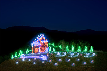 Pigeon Forge Christmas Lights