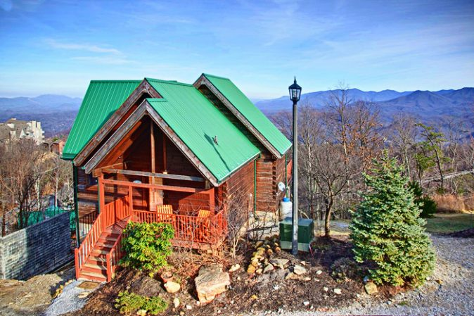 Tennessee family vacation ideas pigeon forge and the smokies for Cabin rentals in tennessee mountains